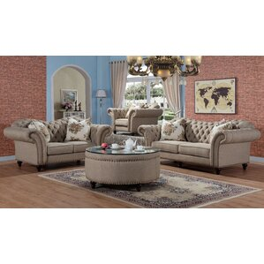 Rohan 2 Piece Living Room Set by Willa Arlo Interiors