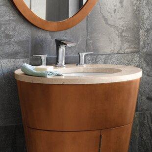 Ronbow Ceramic Oval Undermount Bathroom S..