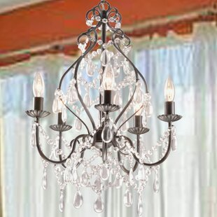 Astoria Grand Wilkerson 5-Light Chandelier