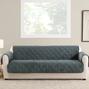 Big Save Triple Protection FC Box Cushion Sofa Slipcover by Sure Fit Reviews (2019) & Buyer's Guide