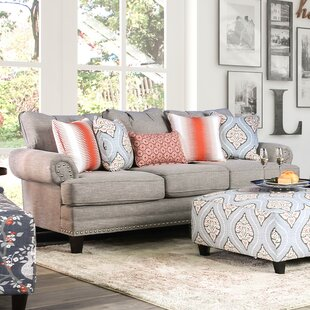 Kibby Fabric Sofa by Winston Porter 2019 Coupon