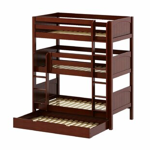 Spiers Twin Over Twin Triple Bunk Bed