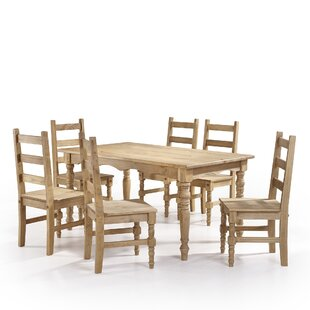 Pinard 7 Piece Dining Set