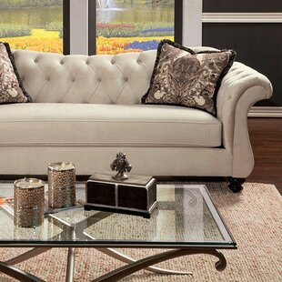 Affordable Price Himmelmann Chesterfield Sofa by Darby Home Co Reviews (2019) & Buyer's Guide