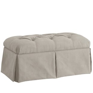 Compare Deville Fabric Storage Bench By House of Hampton