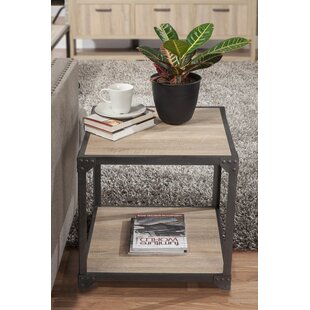 Lindell Loft End Table