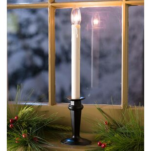 Traditional Adjustable Window Candle