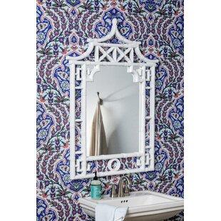 Lacey Crowned Bathroom/Vanity Mirror ByWilla Arlo Interiors