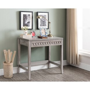 Laurence Writing Desk by Bungalow Rose Great price