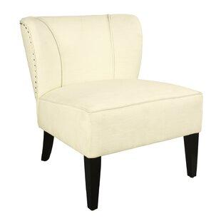 Geraldine Slipper Chair by Alcott Hill