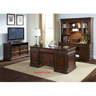Bergen 2 Piece Desk Office Suite