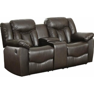 Affordable Price James Reclining Loveseat by Nathaniel Home Reviews (2019) & Buyer's Guide