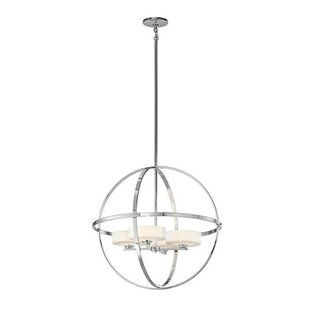 Olsay 4-Light Pendant by Kichler
