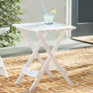 Kight Folding Plastic Side Table