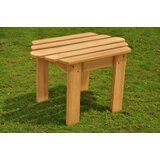 Madison Avenue Grade-A Adirondack Teak Side Table