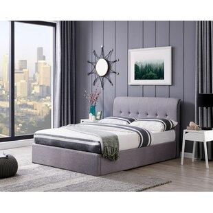 Klotho Upholstered Storage/Ottoman Bed By Brayden Studio