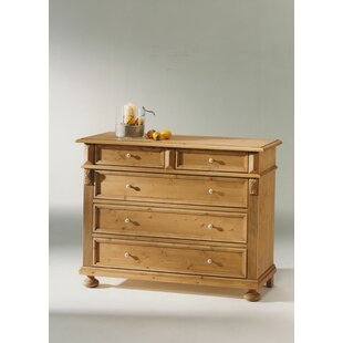 Adamsville 5 Drawer Chest By Union Rustic