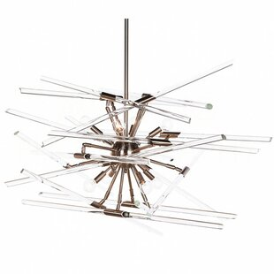 Aidan Gray Solitude Sputnik Chandelier