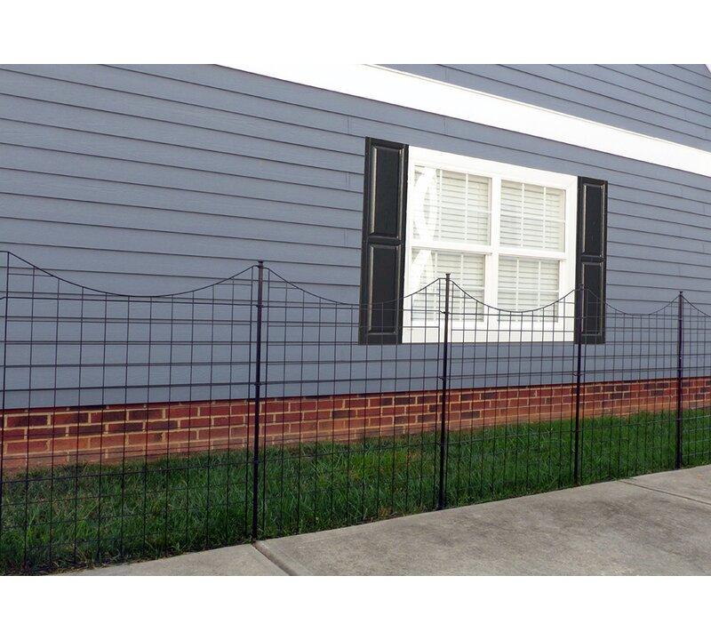 Charmant W Garden Fence Panel