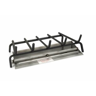 Triple T Burner Natural Vent Natural Gas/Propane Logs By Real Fyre