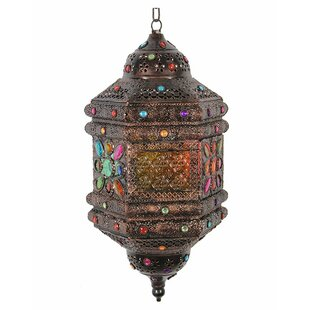Where buy  Traditional Metal Lantern By Bloomsbury Market