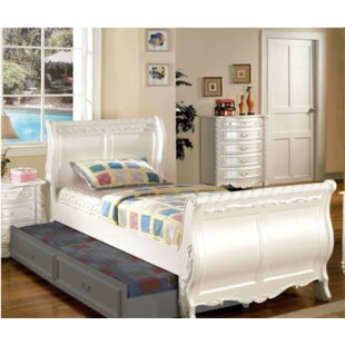 Citlali Sleigh Bed by House of Hampton