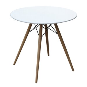 Wood Leg Dining Table by Fine Mod Imports