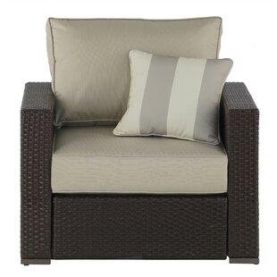 Serta at Home Laguna Arm Chair with Cushion