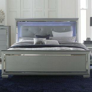 Boden Upholstered Panel Bed