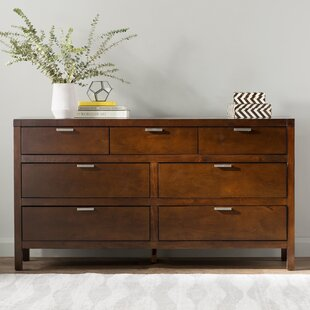 Emmitt 7 Drawer Dresser by Ivy Bronx