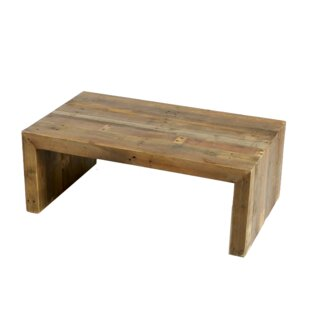Bargain Adkisson Reclaimed Wood Coffee Table by Foundry Select Reviews (2019) & Buyer's Guide