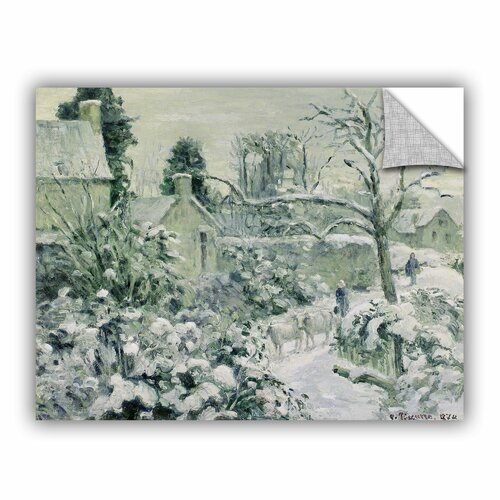 Artwall Bridgeman Camille Pissarro Wall Decals Wayfair