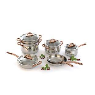 Cociani Cookware Set (Set of 11)