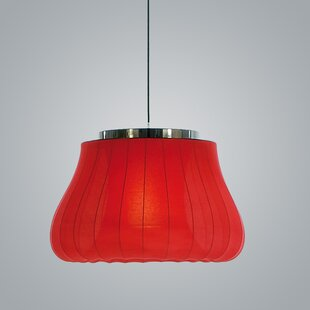 ZANEEN design Lily 1-Light Inverted Pendant