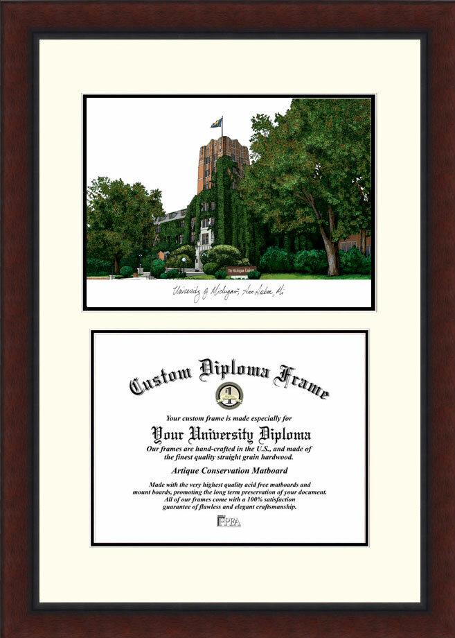 Campus Images Ncaa Michigan Wolverines Legacy Scholar