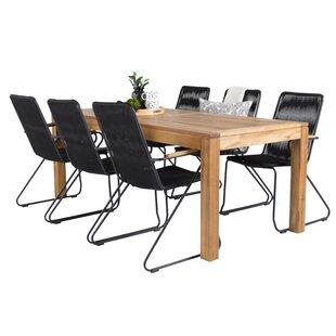 Samaira 6 Seater Dining Set Image