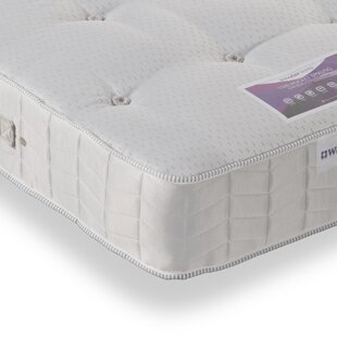 Natural Pocket Sprung 1500 Mattress By Wayfair Sleep