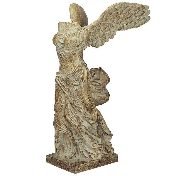 image Nike, Winged Victory Goddess Statue byDesign Toscano
