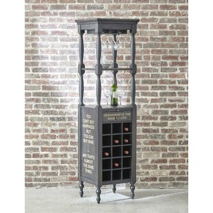 Cabernet 15 Floor Wine Bottle Rack Cabinet