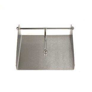 Stainless Steel Flat Napkin Holder