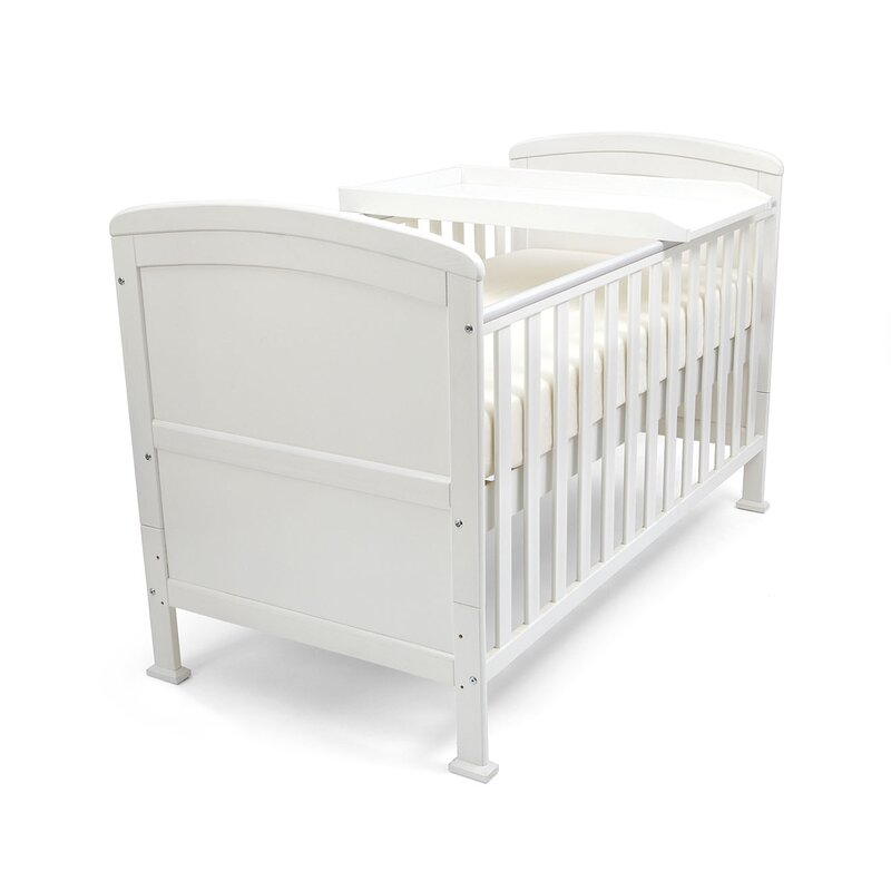 Annabelle Cot Bed with Mattress