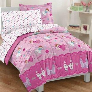 Tierra Princess Reversible Comforter Set
