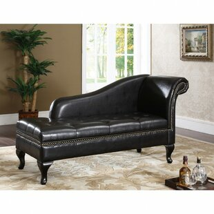 Alcott Hill Masontown Chaise Lounge with Storage