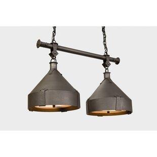Steel Partners Trulli Double Anacosti Light Pendant