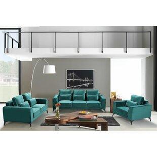 Nora Configurable Sofa Set By Canora Grey