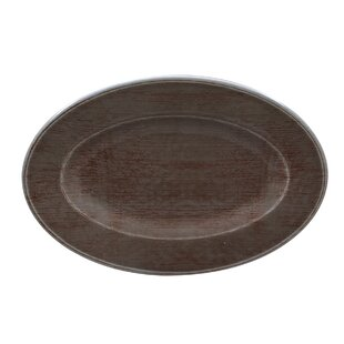 Vinny Melamine Oval Platter (Set of 12)