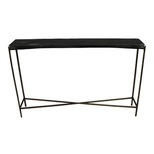 Gracelyn Kirby Console Table by Bungalow Rose