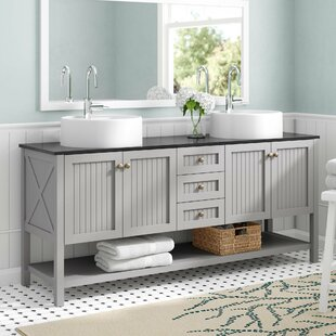 Nadler 72 inch  Double Bathroom Vanity Set