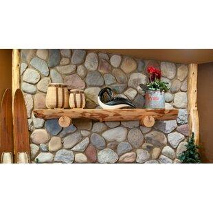 Fireplace Shelf Mantel By North Shore Log Company