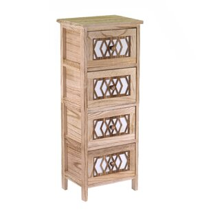 Tuttle 4 Drawers Chest By August Grove